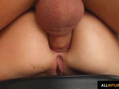 Sexo anal delicioso com a puta