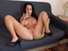Video porno nacional com a gostosa Elisa Sanches fudendo